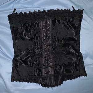 Vintage Corset Fredericks of Hollywood